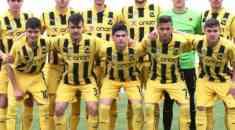 ΑΕΚ - Ολυμπιακός Β. 3-0 (video)
