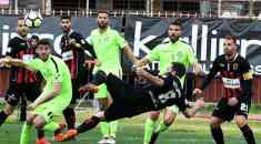 Παναχαϊκή - Απόλλων Λάρισας 1-0 (video)