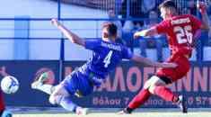 Απόλλων Λάρισας- Παναχαϊκή 0-1 (video)