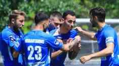 Απόλλων Λάρισας - ΟΦΙ 1-0 (video)