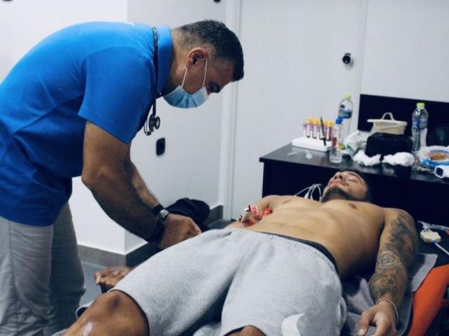 Ιωνικός: Αιματολογικές και ιατρικές εξετάσεις