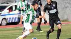 Λεβαδειακός - Απόλλων Λάρισας 0-0 (video)